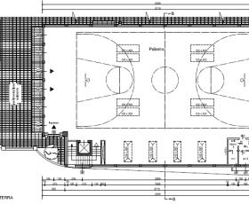 Nuovo palazzetto dello sport Parrocchia SS Trinità Samarate